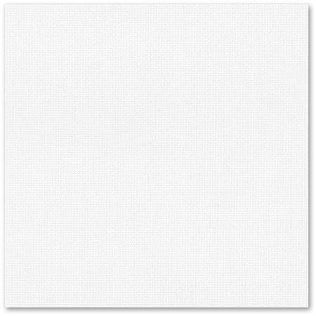 White 36 Inch Wide Vinyl Coated Fiberglass Speaker Fabric (Per Linear Yard)