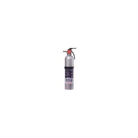 First Alert DHOME1 1-A:10-B:C Rechargeable Designer Home Fire Extinguisher