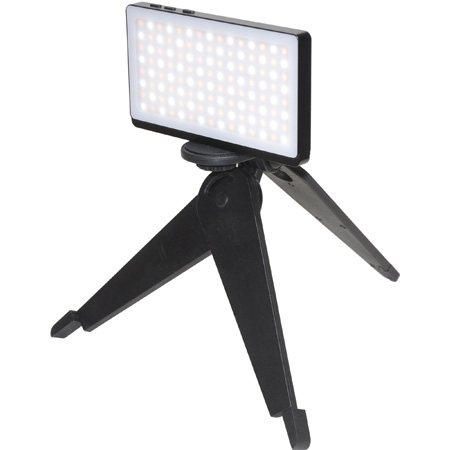 Frezzi LCL-120K Smart Phone Pocket Light Kit with Tunable LED/Shoe-Mount/Charge Cable/Pouch/Phone Holder & Tripod