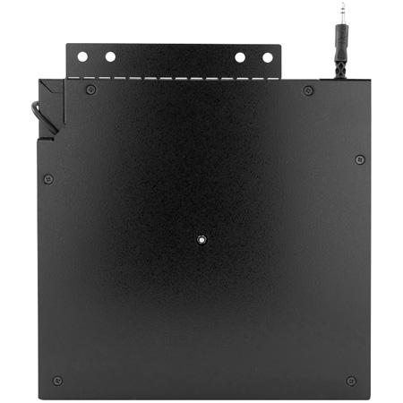FSR TBRT-AUD-BK 3.5mm Audio Cable Retractor - Black Cable