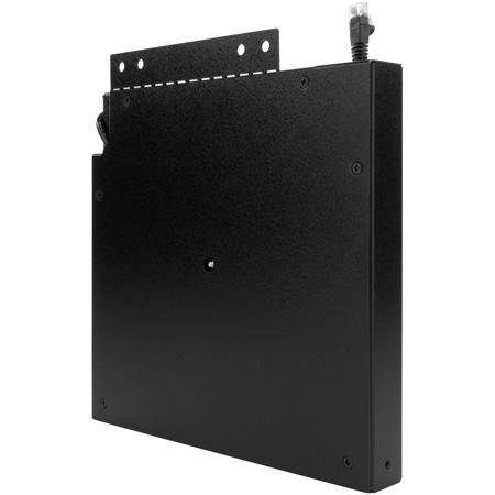 FSR TBRT-CAT6-BK Cat6 Cable Retractor - Black Cable