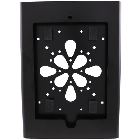 FSR WE-IPDAIR-BK iPad Wall-Surface Mount for Electrical Box - Fits iPad AIR and AIR2