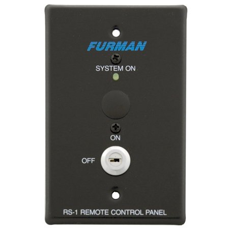 Furman RS-1 Remote System Control Panel