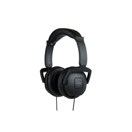 Fostex TH7-BK Stereo Headphones - Black