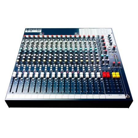 Soundcraft FX16ii RW5757US Mixer
