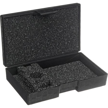 Gray Carrying Case for Tram Mic