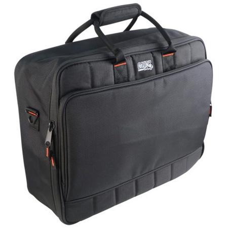 Gator G-MIX-B 1815 Padded Audio Equipment Gig Bag or Small Mixer Bag