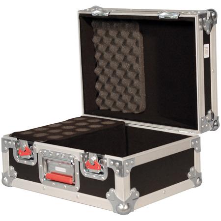 Gator G-TOUR M15 ATA 15 Drop Microphone Road Case