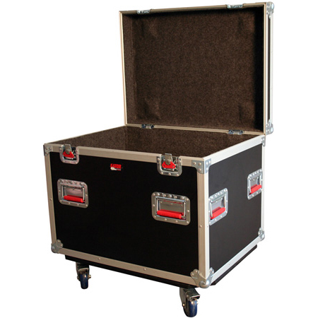 Gator G-TOURTRK3022HS ATA Truck Pack Trunk with Casters