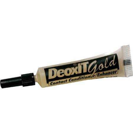 CAIG Products DeoxIT® Gold G100L Squeeze Tube 100 Percent Solution 2ml