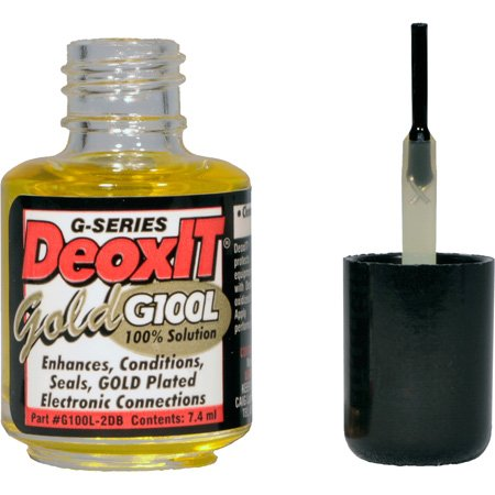 CAIG Products DeoxIT® Pro Gold Liquid & Applicator