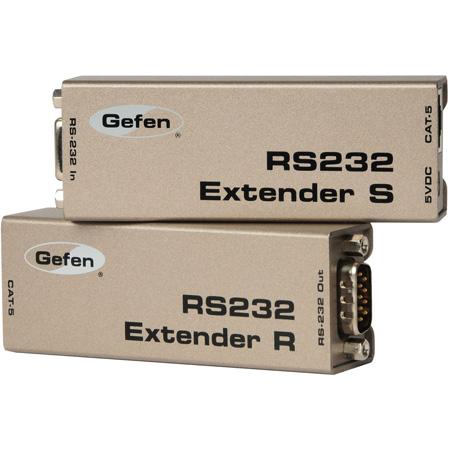 Gefen EXT-RS232 RS232 Over CAT5 Extender