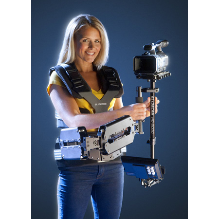 Glidecam X10 Dual Support Arm & Vest For use with the Glidecam HD-2000/HD-4000/XR-PRO & Devin Graham Signature Series