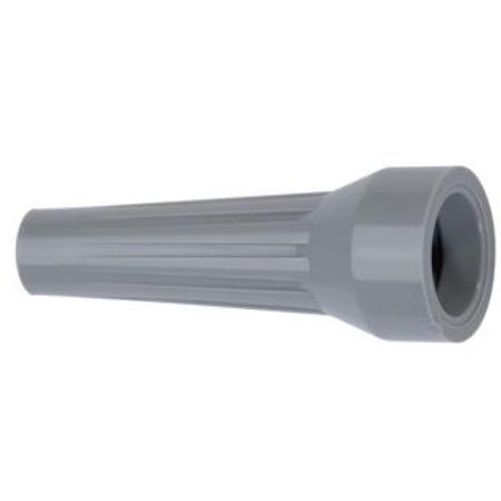Lemo GMA.1B.045.DG 4.5mm to 4.9mm Gray Cable Circular Push Pull Connector