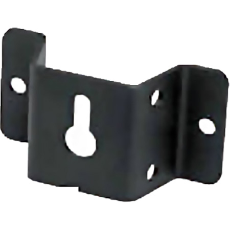 Genelec 4000-410B Fixed Wall Mount Speaker Bracket for 4020 and 4030 Monitors - Black