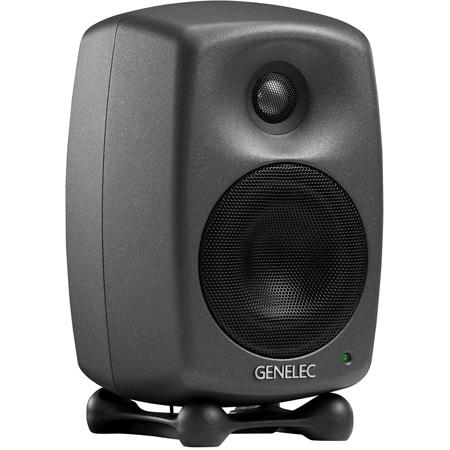 Genelec 8020DPM Studio Monitor with Power Management - Producer Finish