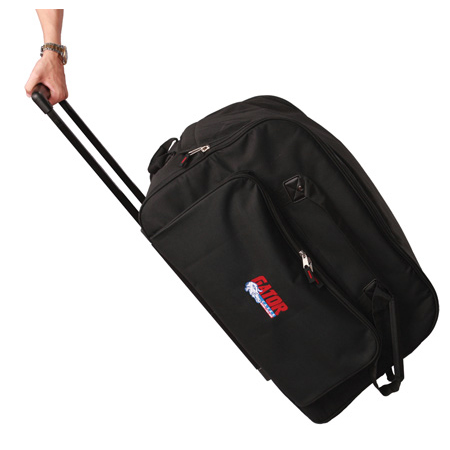 Gator GPA-712SM Rolling speaker bag for small format 12in speakers