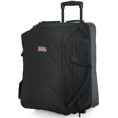 Gator GPA-777 Rolling Speaker Bag w/Reinforced Molded Base