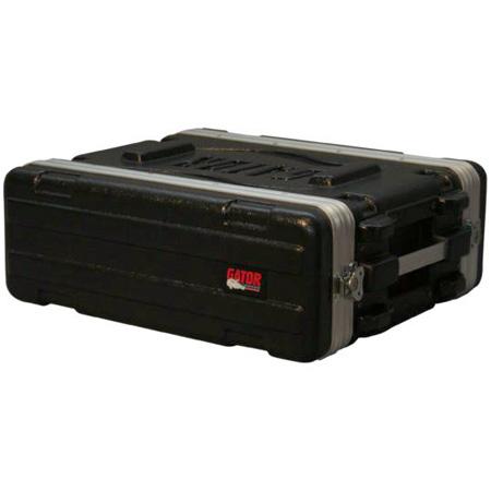 Gator Cases GR-2S Shallow Audio Rack - 3U