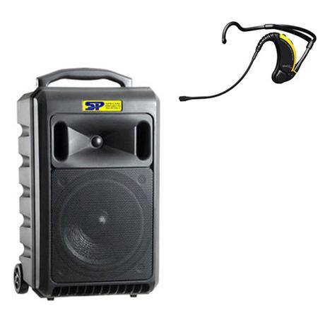 Ansr Audio Group.X Evo 120W Portable Fitness System