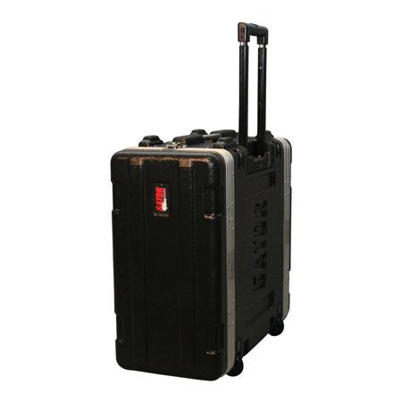 Gator GRR-4L 4RU Roller Rack - 4 Space Rolling Rack Case