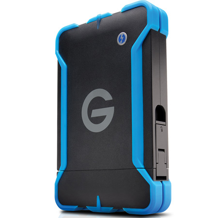 G-Tech 0G04277 ev All-Terrain Case for G-DRIVE with Thunderbolt