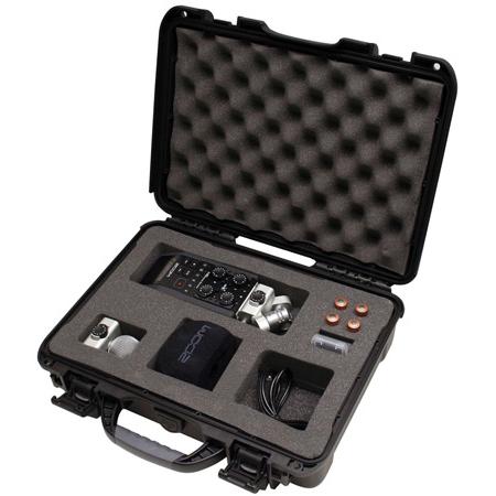 Gator Cases GU-ZOOMH6-WP Waterproof Zoom H6 Case