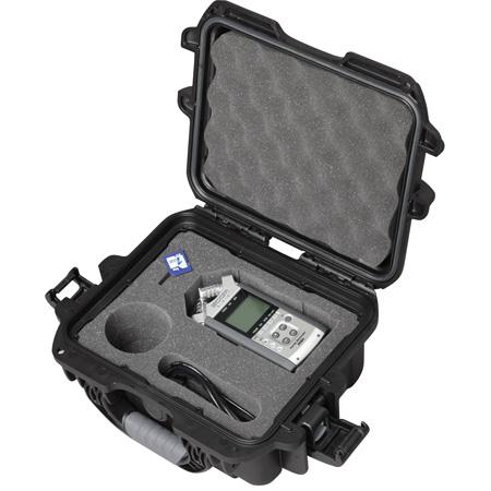 Gator Cases GU-ZOOMH4N-WP Waterproof Zoom H4n PCDM50 Case