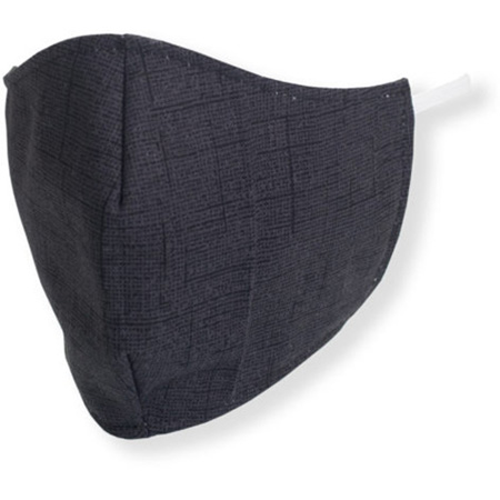 Gator MSK-CHA-NF Reusable and Washable Face Mask - Charcoal - PPE