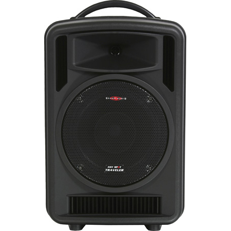 Galaxy Audio AS-TV10 Any Spot Traveler 10 AC/Battery Operated Portable PA System