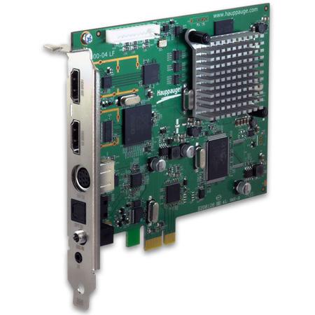 Hauppauge Colossus 2 Professional Internal PCIe HD Video Recorder