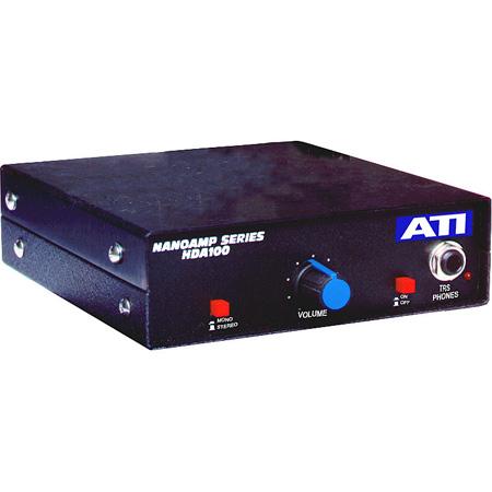 ATI Single Channel Stereo Headphone Amplifier