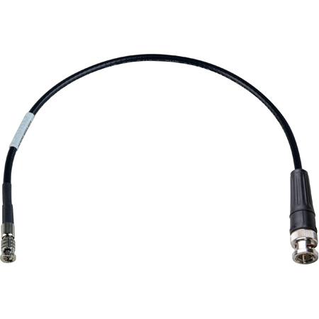 Laird HDBNC4855-B01 High Density HD-BNC Male to Standard BNC Male 12G HD-SDI Cable - 1 Foot