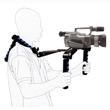HDSLR Convertible Rig & Stabilizer for DSLR & Video Cameras