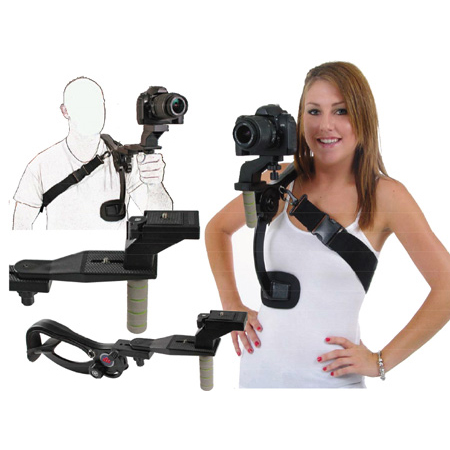 HDSLR Camera Video Stabilizer with Handle