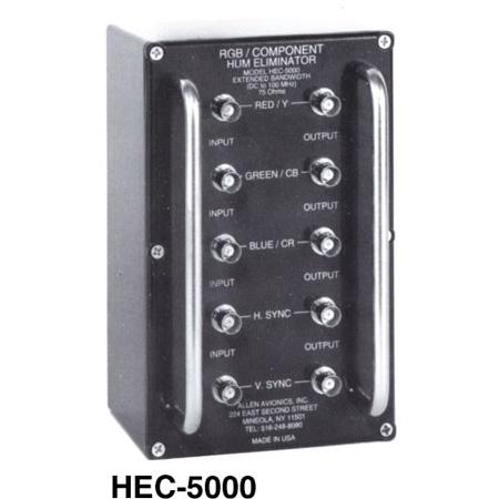 Allen Avionics HEC-5000 5 Channel 75 Ohm Hum Eliminator