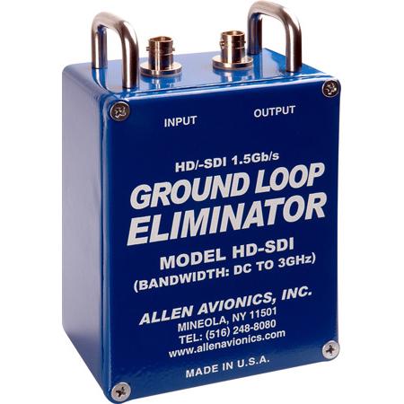Allen Avionics HD-SDI Single Channel Hum Eliminator