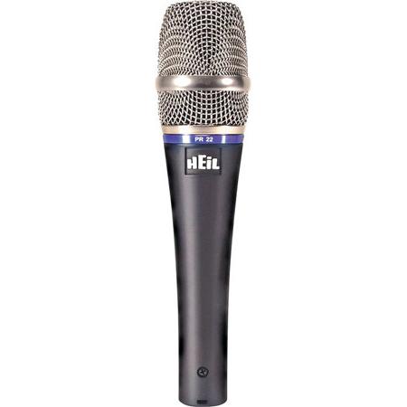 Heil Sound - PR-22 Dynamic Low Handling Noise Handheld Microphone