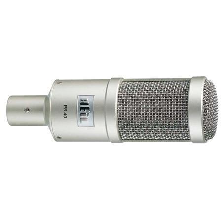 Heil Sound PR40 Dynamic Studio Recording/Live Microphone