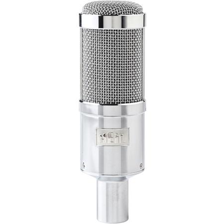 Heil Sound PR40C Large Diameter Dynamic Studio Microphone - Chrome Body and Grill