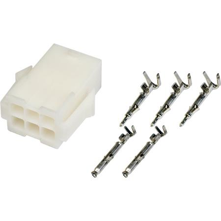 Camplex HF-BP3-KIT 6-Pin BP3 AMP Kit - Body Pins and Sockets