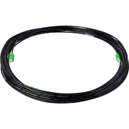 Camplex HF-T1ASCASC-0050 TAC1 Simplex Singlemode APC SC to APC SC Fiber Optic Tactical Cable - 50 Foot