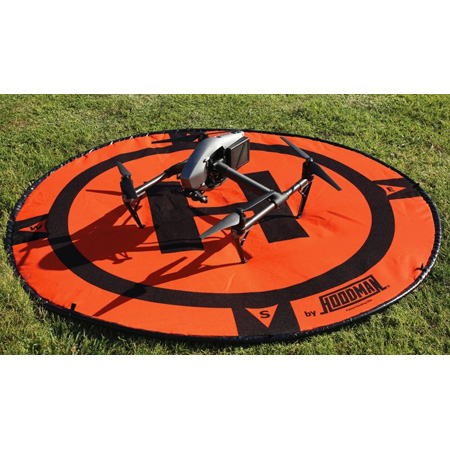 Hoodman HDLP5 Drone Launch Pad - 5 Foot Diameter