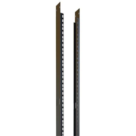 Hammond DC4RPR44 44U Adjustable Panel Rail For DC4R44