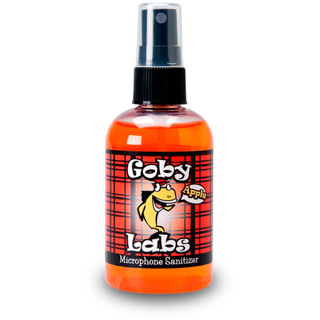 Goby Labs GLS-104 Microphone Sanitizer - 4 Fluid Ounces