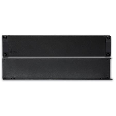 RDL HR-FP1 Half-Rack Filler Panel
