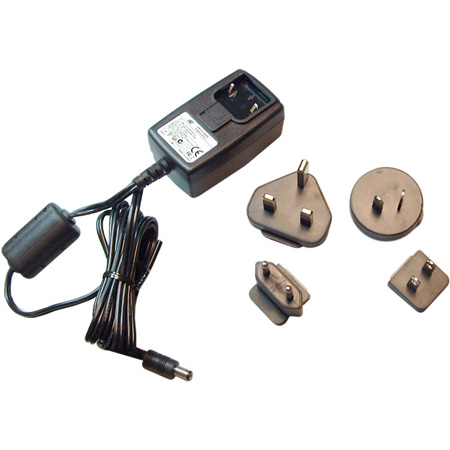 Hall Technologies 511-3A-161WP05 Power Supply 5vDC - 6Ft Cord