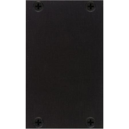 Camplex HYMOD-2R10 Blank Module Panel for HYMOD 2RU Frame Kit