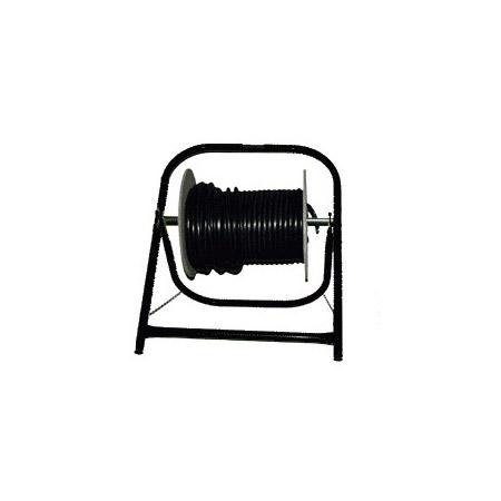 ICM CC2016B 20x16 Cable Caddy w/Clip- Black