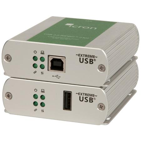 Icron 2301GE-LAN 1-port USB 2.0 Ethernet LAN Extender System